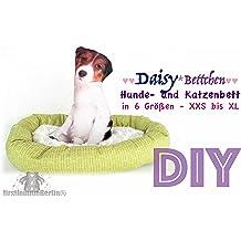 Daisy Bettchen für Hund & Katze in 6 Größen XXS-XL, Nähanleitung & Schnittmuster [Download]