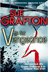 V is for Vengeance (Kinsey Millhone Alphabet series Book 22) Kindle Edition