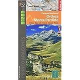 P. N. Ordesa y Monte perdido 1: 25.000 (CARPETA ALPINA - 1/25.000)