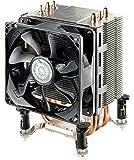 Cooler Master Hyper TX3i Ventilateurs de processeur '3 Heatpipes, 1x ventilateur 92mm PWM, 4-Pin Connector' RR-TX3E-22PK-B1
