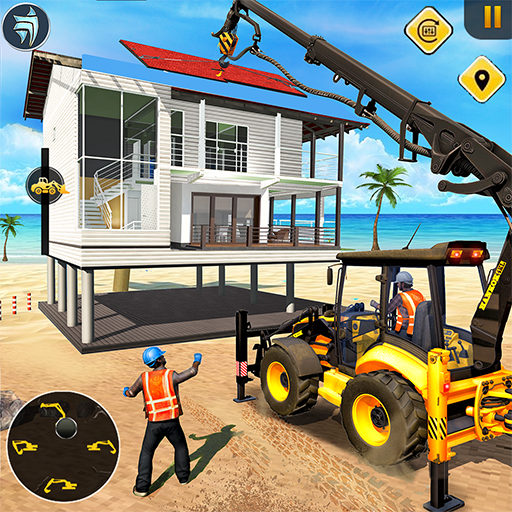 Strandhaus Builder Construction Games 2018