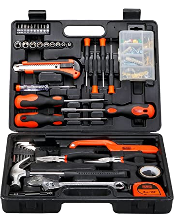 Foster hand tool kit (Orange/Black)