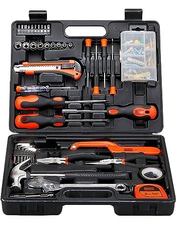 Foster hand tool kit (Orange/Black)