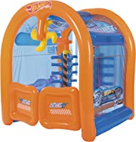 Bestway Hot Wheels Children's Water Spraying Inflatable Car Wash