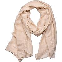 Outrip Sciarpe in Cotone da Donna foulard Donna Leggera Morbida Pashmina Donna