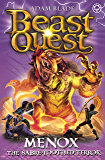Menox the Sabre-Toothed Terror: Series 22 Book 1 (Beast Quest 111)