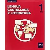 Lengua Castellana Y Literatura. Libro Del Alumno. ESO 1 - Volumen Annual (Inicia Dual) - 9788467384710