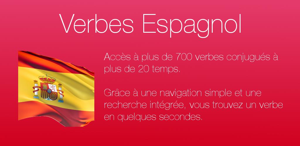 Verbes Espagnol Amazon Fr Appstore Pour Android