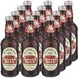 Fentimans Ginger Beer, 275 ml (Pack of 12)