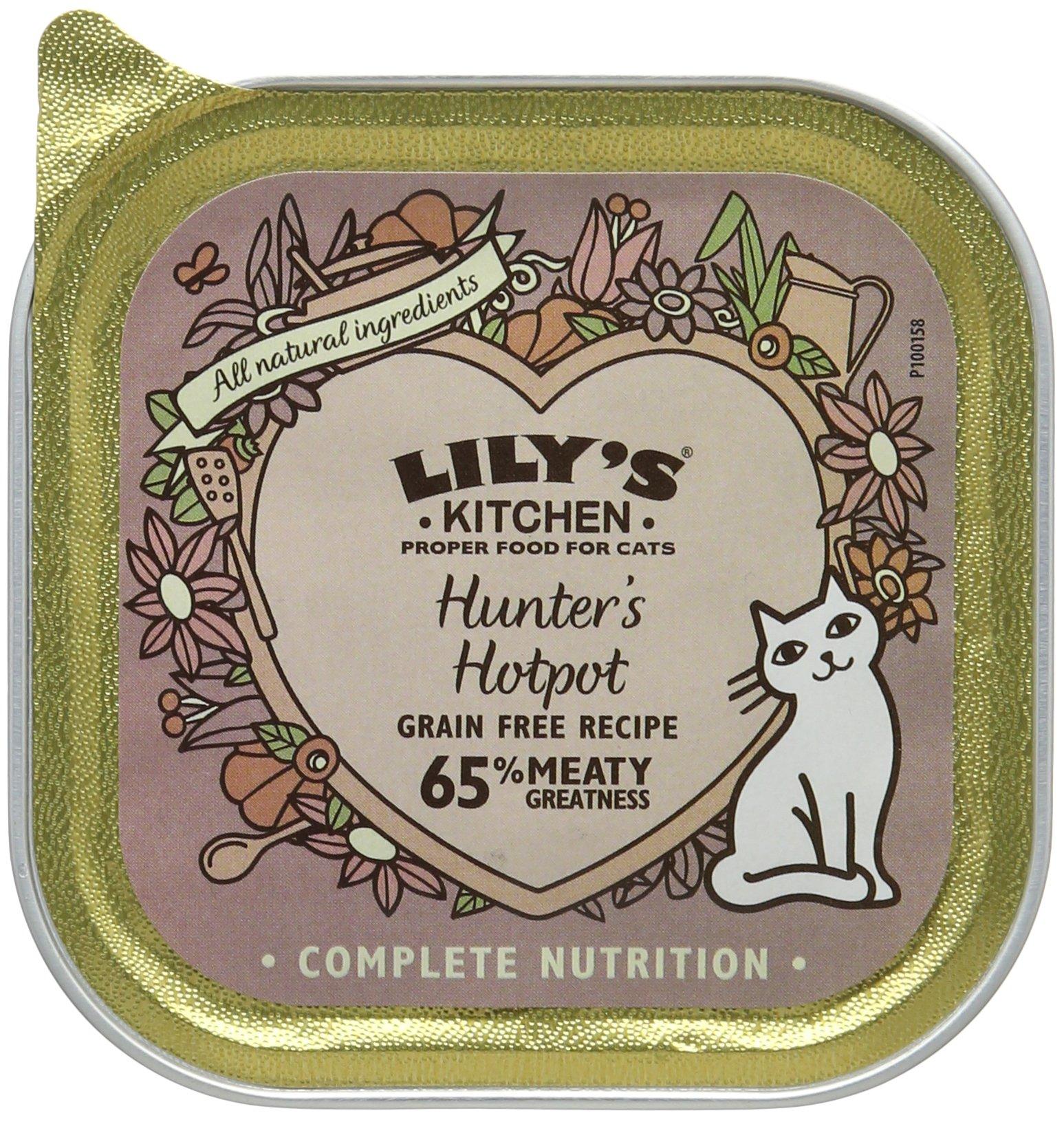 Lily's Kitchen Whisker Lickin – Comida para Gatos (85 g, 19 Unidades)