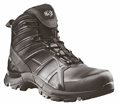 Haix Black Eagle Safety 50 Mid New Gore-Tex ESD Waterproof Toe Cap ...