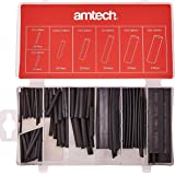 Am-Tech Lot de 127 gaines en plastique thermorétractable