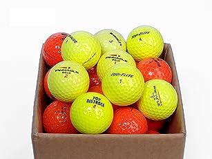 REPLAY Golf Fun Colours - Confezione da 25 palline da golf colorate