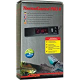 Lucky Reptile Thermo Control Pro II, Elektronische Thermostaat Met Timer En Nachtverlaging, 23.6 x 13.4 x 6.6 cm, Meerkleurig