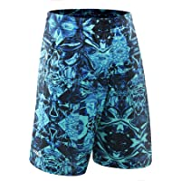 1Bests Pantaloncini da Corsa di Pallacanestro Correnti Maschili Pantaloncini Sottili di Allenamento Sottile di Forma…
