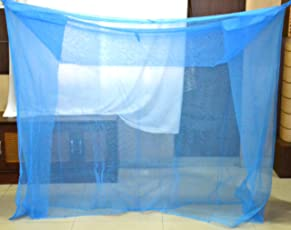 PF Simple Mosquito Net 6x6 ft (Blue)