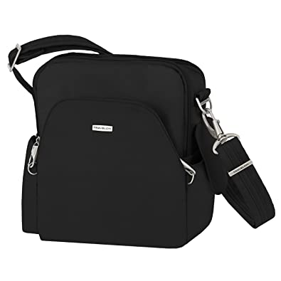 Anti-Theft Travel Bag, Black: Amazon.co.uk: Clothing