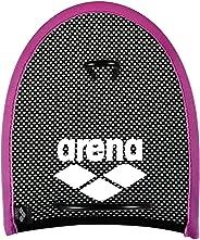 Arena Adult Swimming Hand Paddles Flex, Unisex, arena Handpaddles Flex, Pink/black, M