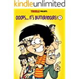 Ooops… It's Butterfingers! Volume -1 (Tinkle Collection)