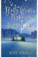 Holly Winter Mysteries, Books 1 - 4 Kindle Edition