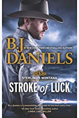 Stroke of Luck (Sterling's Montana) Kindle Edition