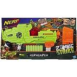 Zombie Strike Revreaper, plaster zabawkowy z widocznym mechanizmem zębatym