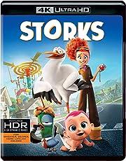 Storks (4K UHD & HD)