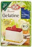 RUF Bio Gelatine gemahlen, 11er Pack (11 x 27 g)