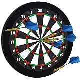 Relaxdays Dart Auffangring R5, Catchring Dartscheibe, Surround für Dartboards, Eva, 45 cm Durchmesser, Farben