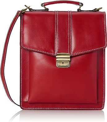 Sconosciuto Chicca Borse 7012 Borsa Organizer Portatutto, 32 cm, Rosso