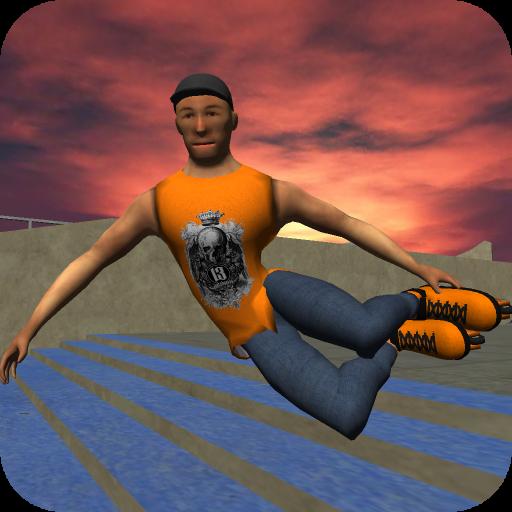 Aggressive Skate-roller (Aggressive Inline Skating 3D)