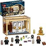 LEGO 76386 Harry Potter Zweinstein: Wisseldrank Vergissing Kasteel Speelgoed voor Kinderen met Transformerende Poppetjes