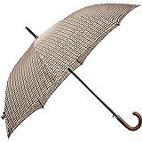 BOLERO OMBRELLI - Ombrello Lungo classico antivento di alta qualità - apertura Automatica per permetterne l'uso con una sola