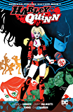 Harley Quinn: The Rebirth Deluxe Edition - Book 1 (Harley Quinn (2016-))