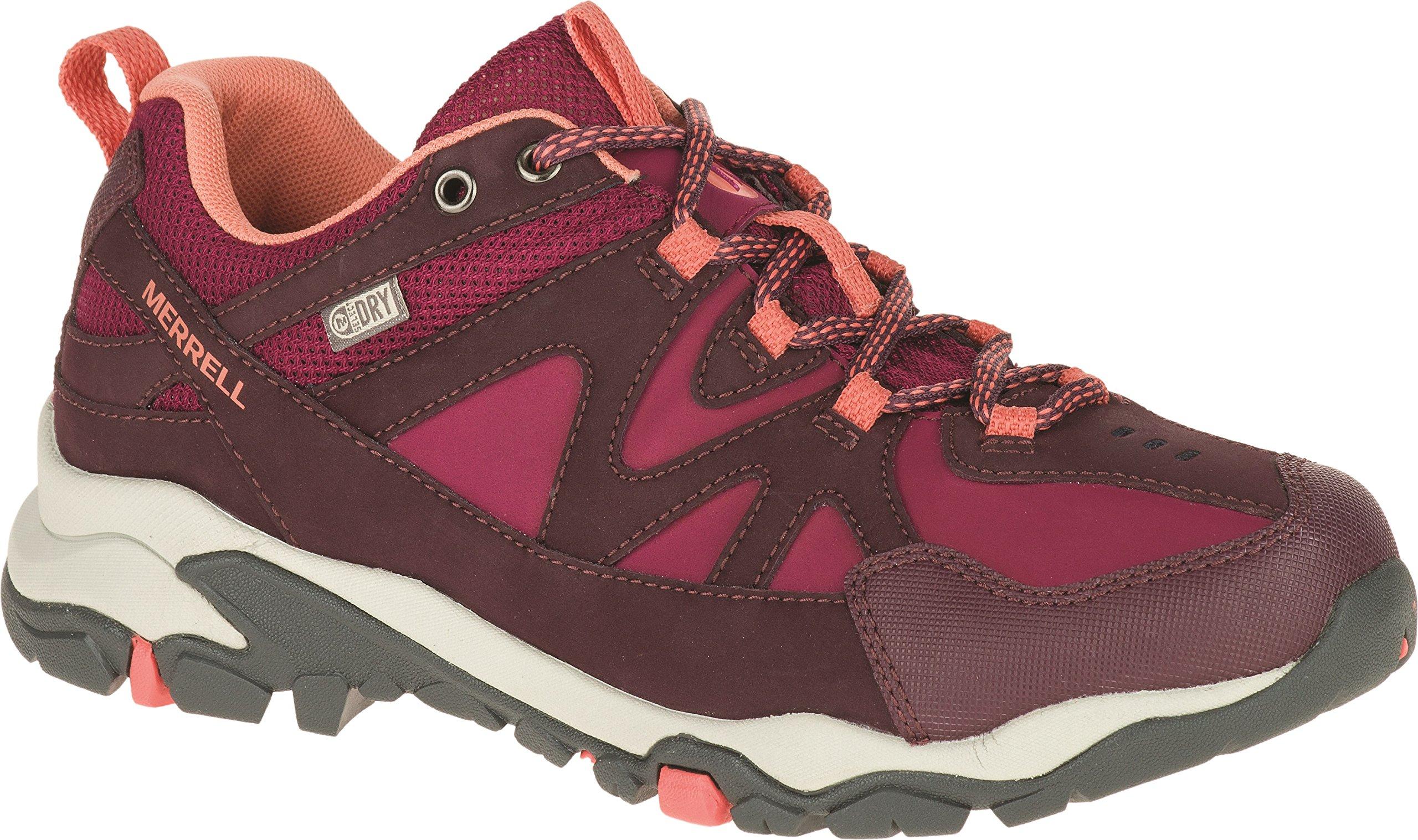 Merrell Women's Tahr Bolt Waterproof Low Rise Hiking Shoes 1