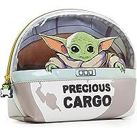 Star Wars Baby Yoda Kulturbeutel Kinder, The Mandalorian Waschtasche Groß für Jungen und Mädchen, Kulturtasche Madchen…