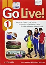 Go live. Student's book-Workbook-Extra-Openbook-Studyapp. Per la Scuola media. Con CD Audio. Con e-book. Con espansione online: 1