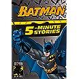 Batman 5-Minute Stories, Dc Batman