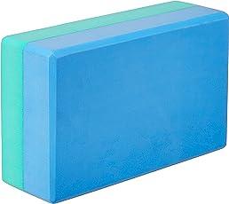 Funjoy Yoga Brick, Pastel Blue/Pastel Green