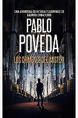 Los Crímenes del Misteri: Una aventura de intriga y suspense de Gabriel Caballero (Series detective privado crimen y misterio nº 5) Versión Kindle