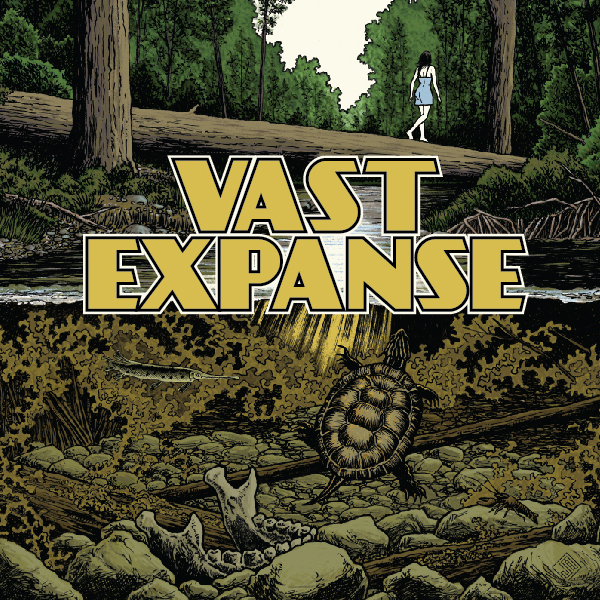 Vast Expanse (Issues) (3 Book Series)