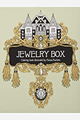 The Jewelry Box Coloring Book: Published in Sweden as Smyckeskrinet (Colouring Books) Hardcover