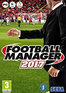 Football Manager 2017 [Code Jeu PC - Steam]