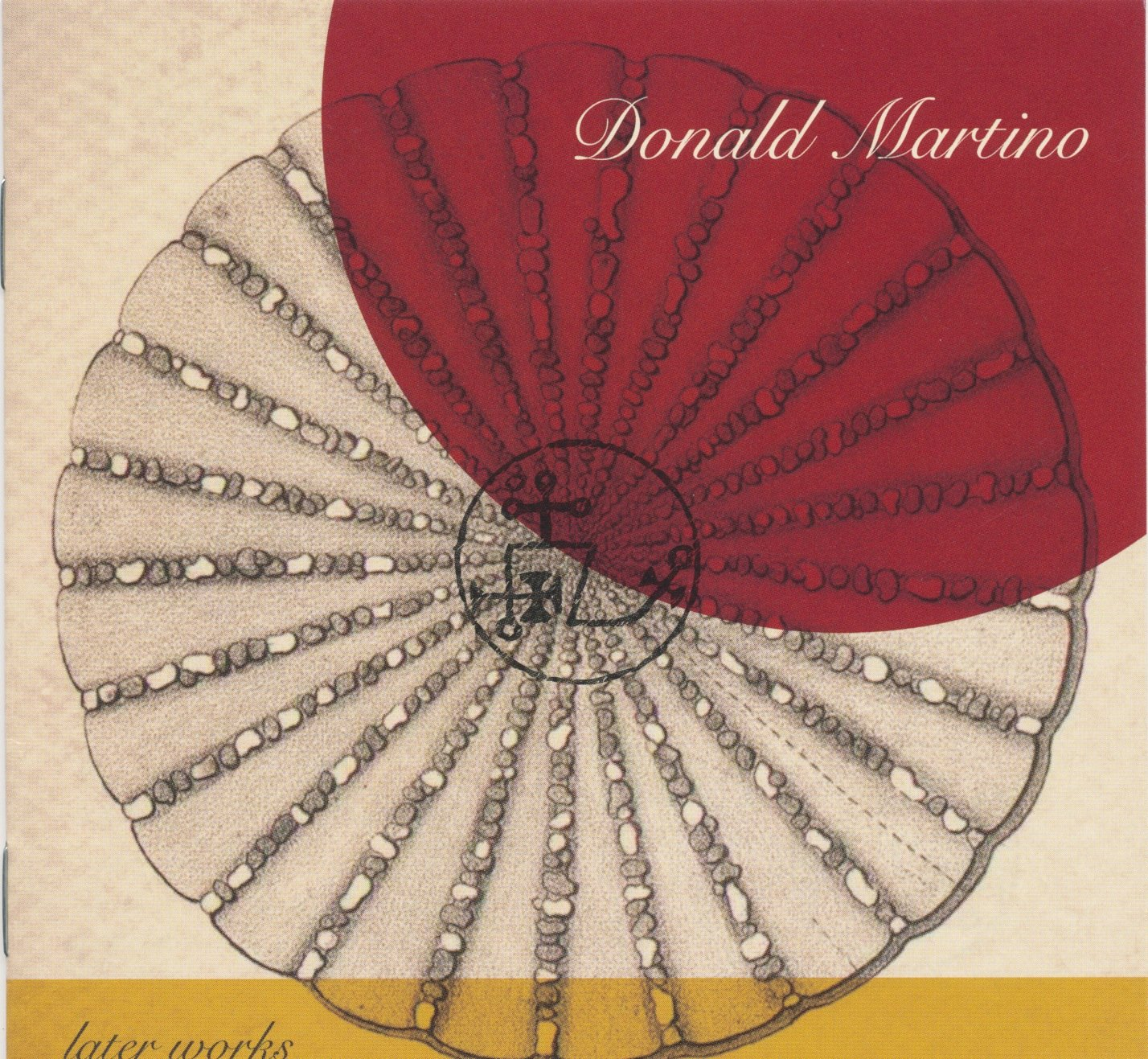 Donald Martino: Chamber Works