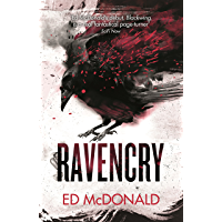 Ravencry: The Raven's Mark Book Two (English Edition)