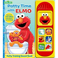 Potty Time with Elmo (Little Play-A-Sound)