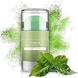 PrimeCare Green Mask Stick - Vitamine E & Glycerine Gezichtsmasker - 4 cm x 4 cm x 8 cm - Groen - 1 Stuk - Groene Thee Face M