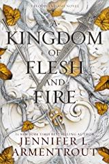 A Kingdom of Flesh and Fire (Blood and Ash Book 2) (English Edition) Versión Kindle