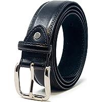 Ossi 32mm Classico Cintura uomo di - Disponibile in 6 colori (dimensioni 81cm - 152 cm)