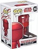 Funko 14752 The Last Jedi No Bobble: Star Wars: E8 TLJ: Praetorian Guard (POP 11), Multi